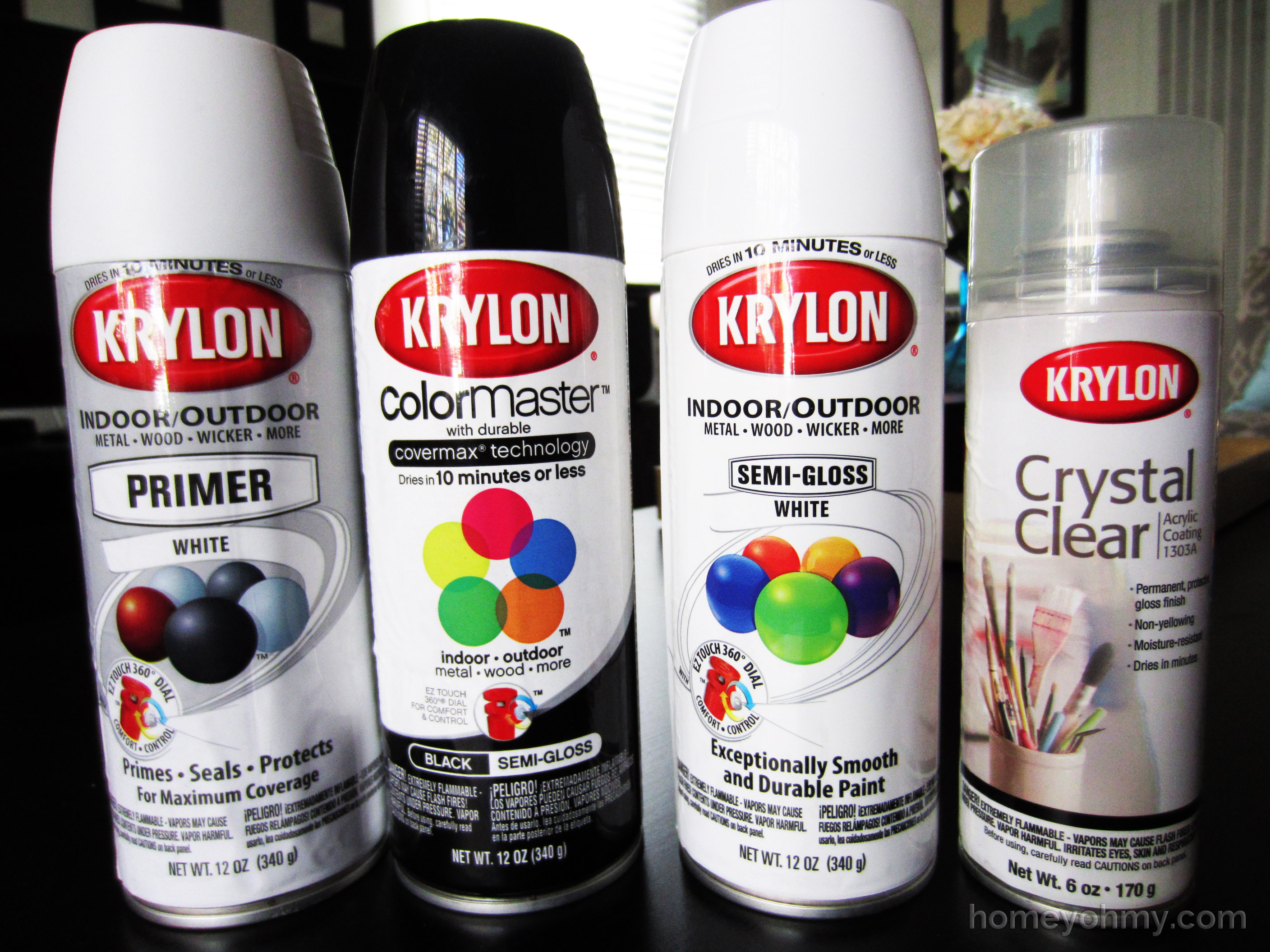Krylon Paint And Primer Spray Paint