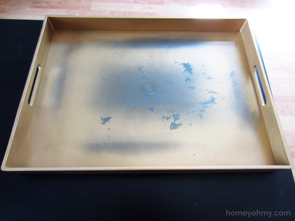 Tray Stripped