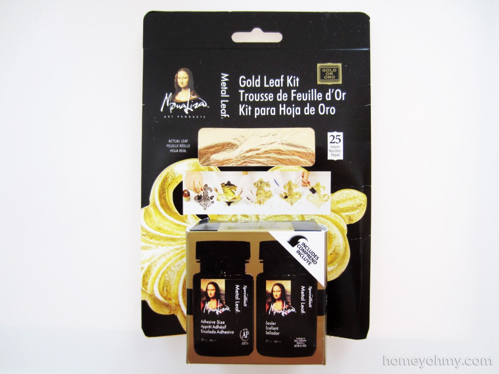 Speedball Mona Lisa Gold Leaf Kit