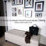5 Ways to Make Your Place More Homey