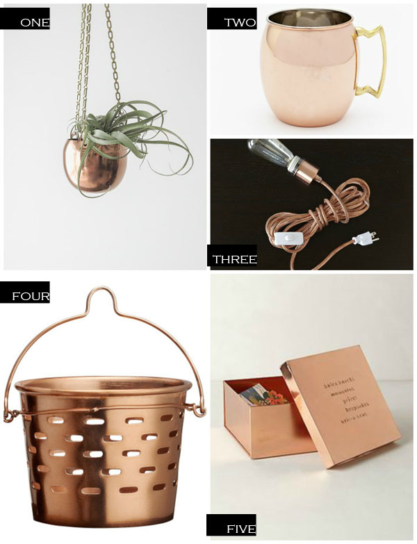 Copper to Shop