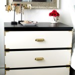 IKEA Malm Dresser Makeover- Campaign Style