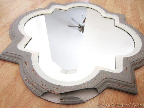 Broken Mirror Frame