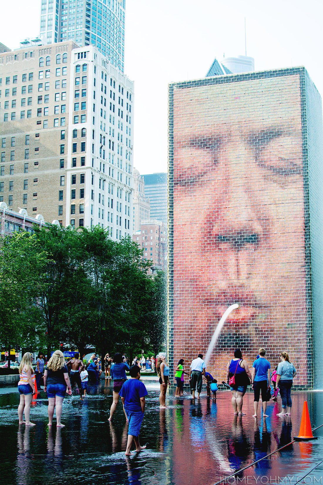 Crown Fountain