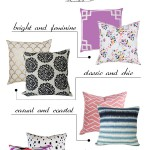 Pillow Pairings with PlaidFox
