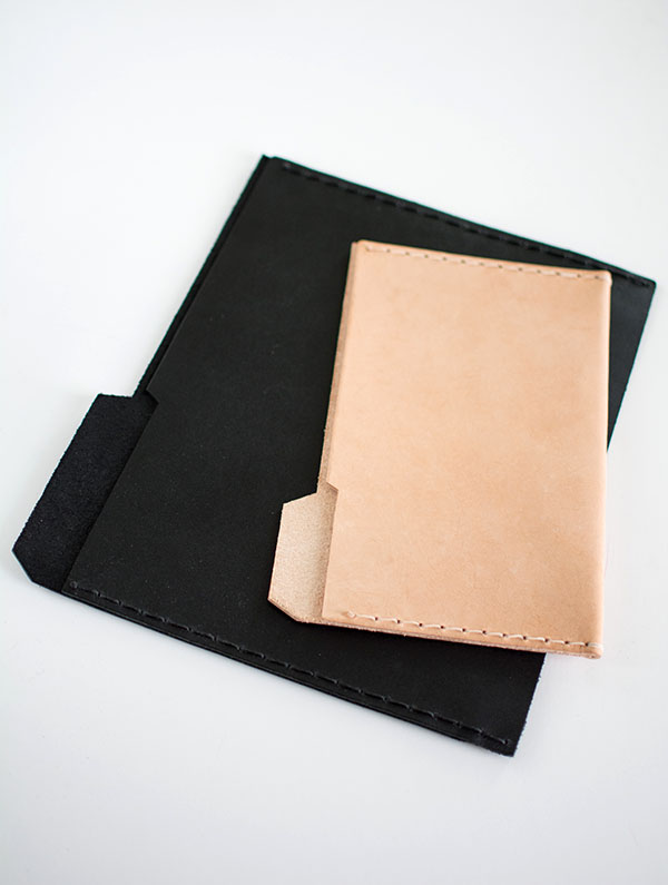 DIY Leather Files
