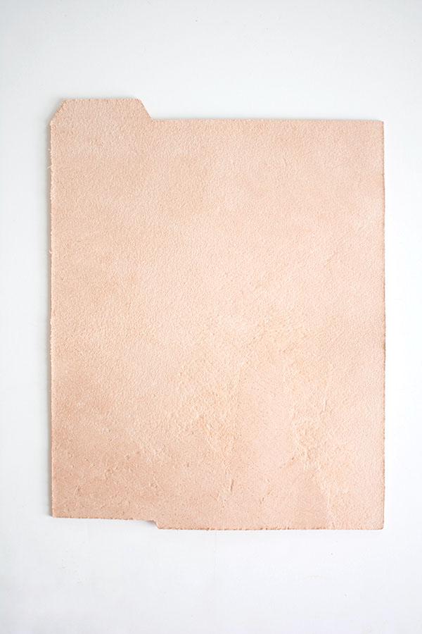 filer folder cutout
