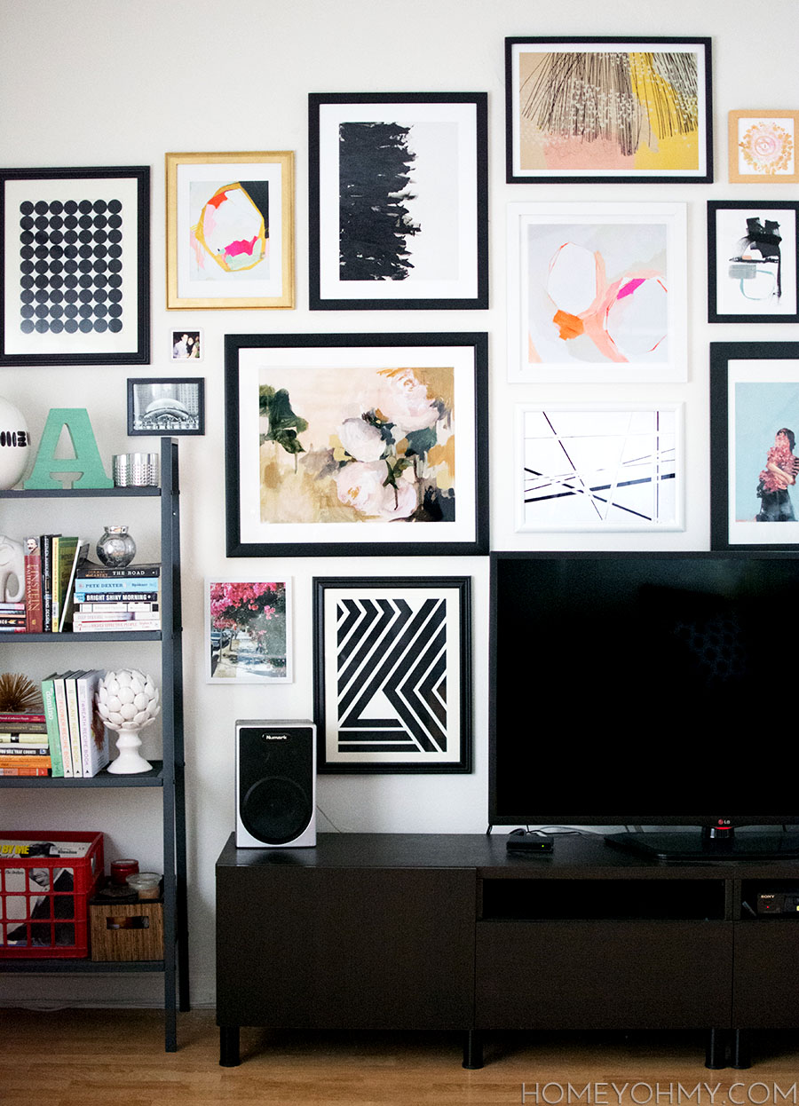 art source artfully walls homey oh my. Black Bedroom Furniture Sets. Home Design Ideas
