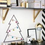 DIY Washi Tape Christmas Tree