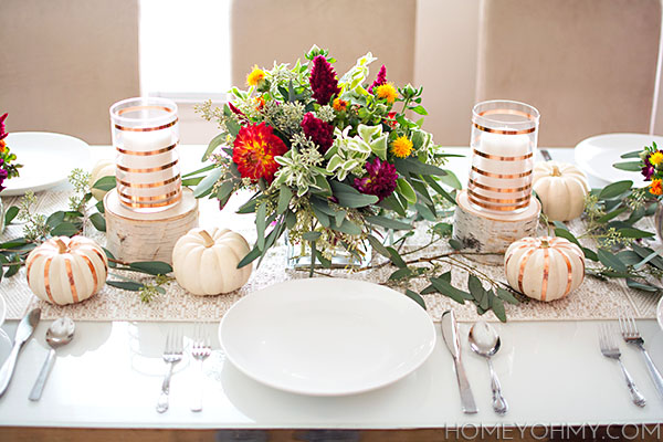 Fall Tablescape 8
