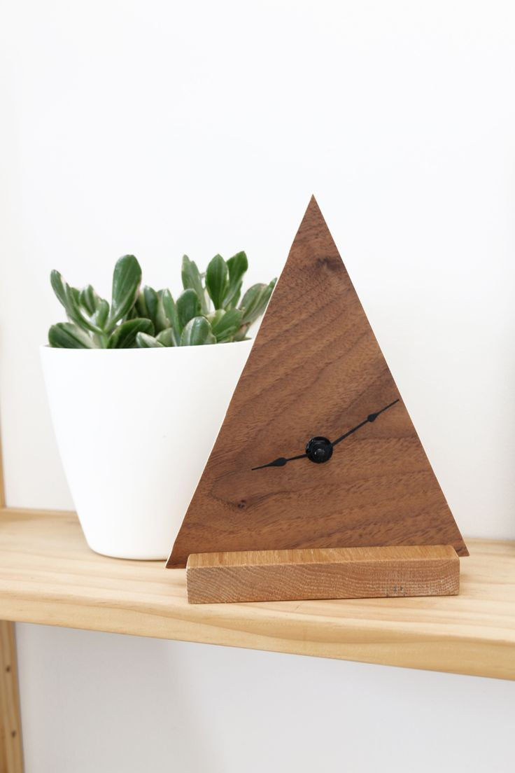 minimal-triangle-clock