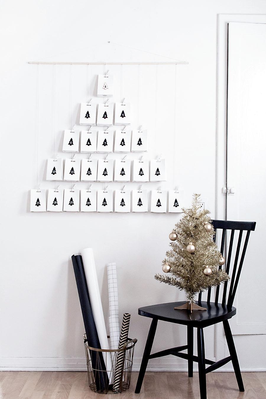 Modern Advent Calendar-2