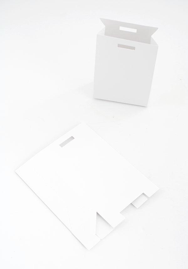 mini cardboard bag