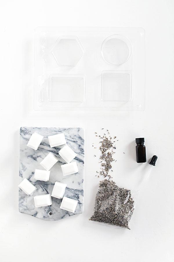 soap materials