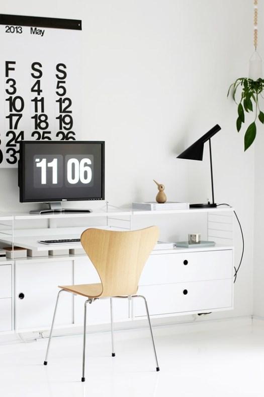 string system desk