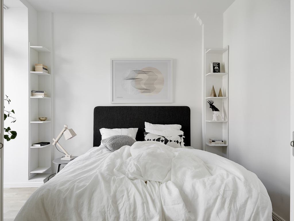 Minimal bedrooms again for Decoracion interiores