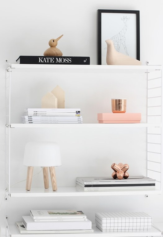 blush shelfie