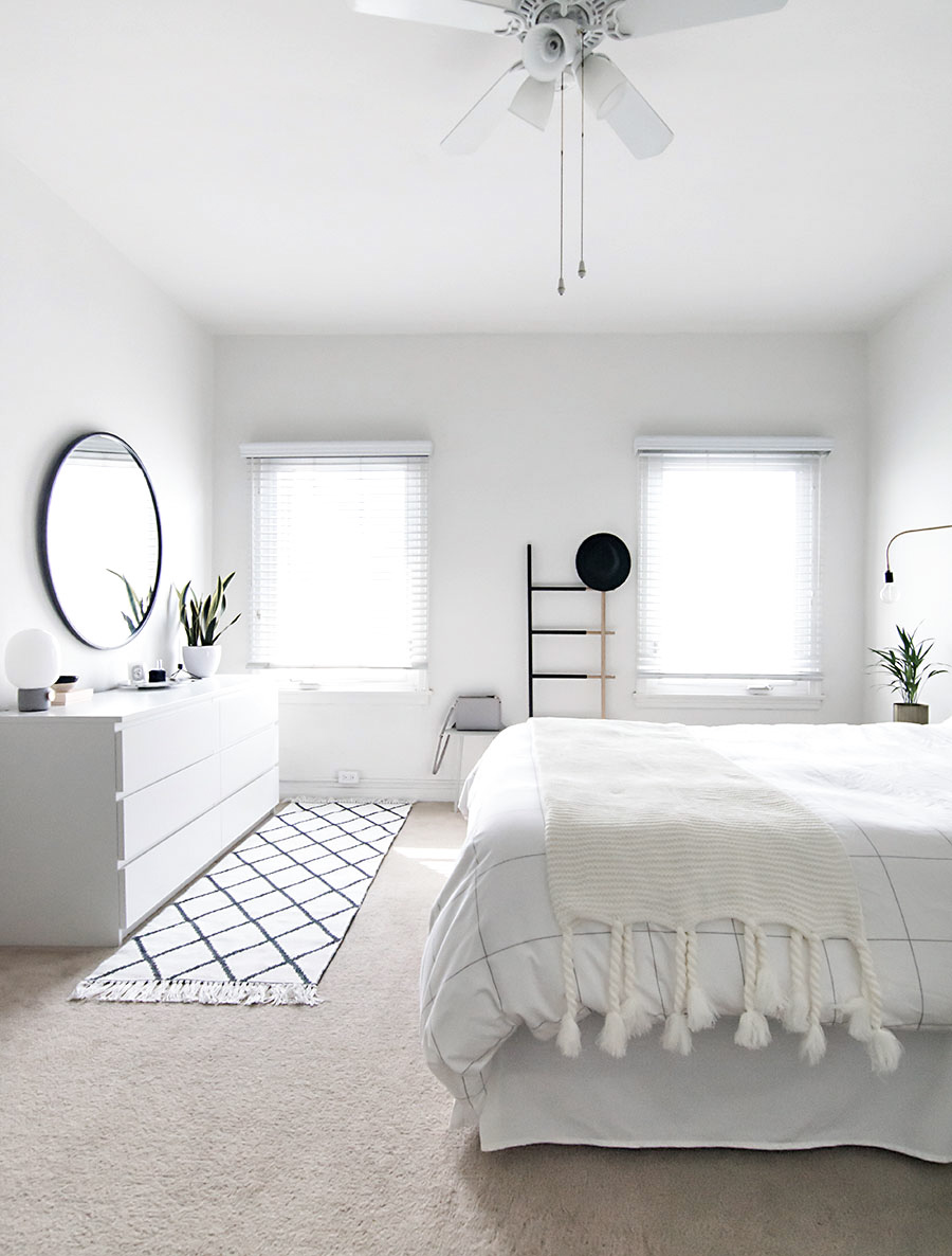 Light Minimal Bedroom 2