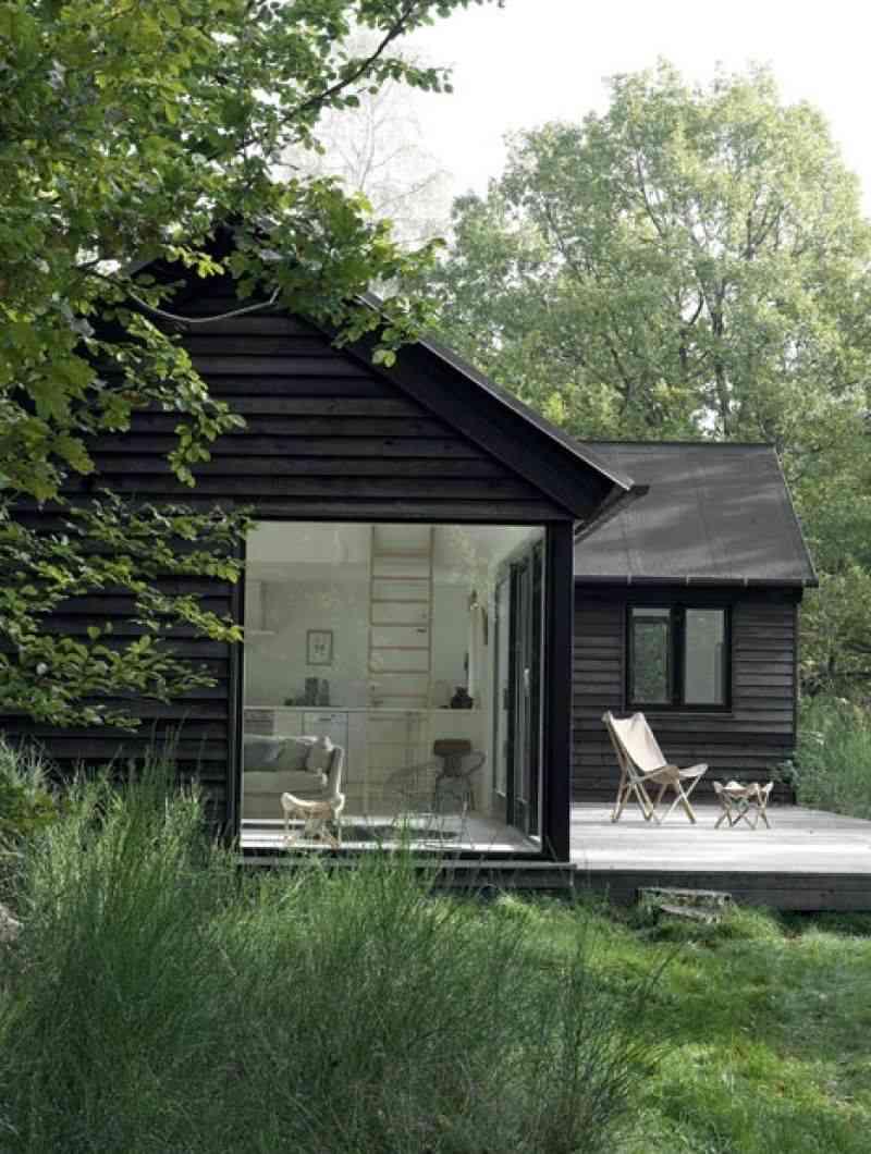 black-cabin