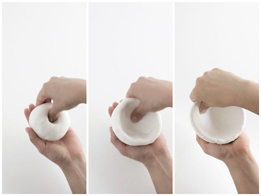 pinch-bowl