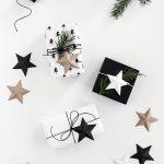 3D Paper Stars Printable