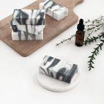 DIY Marbled Soap