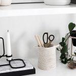 DIY Small Rope Basket