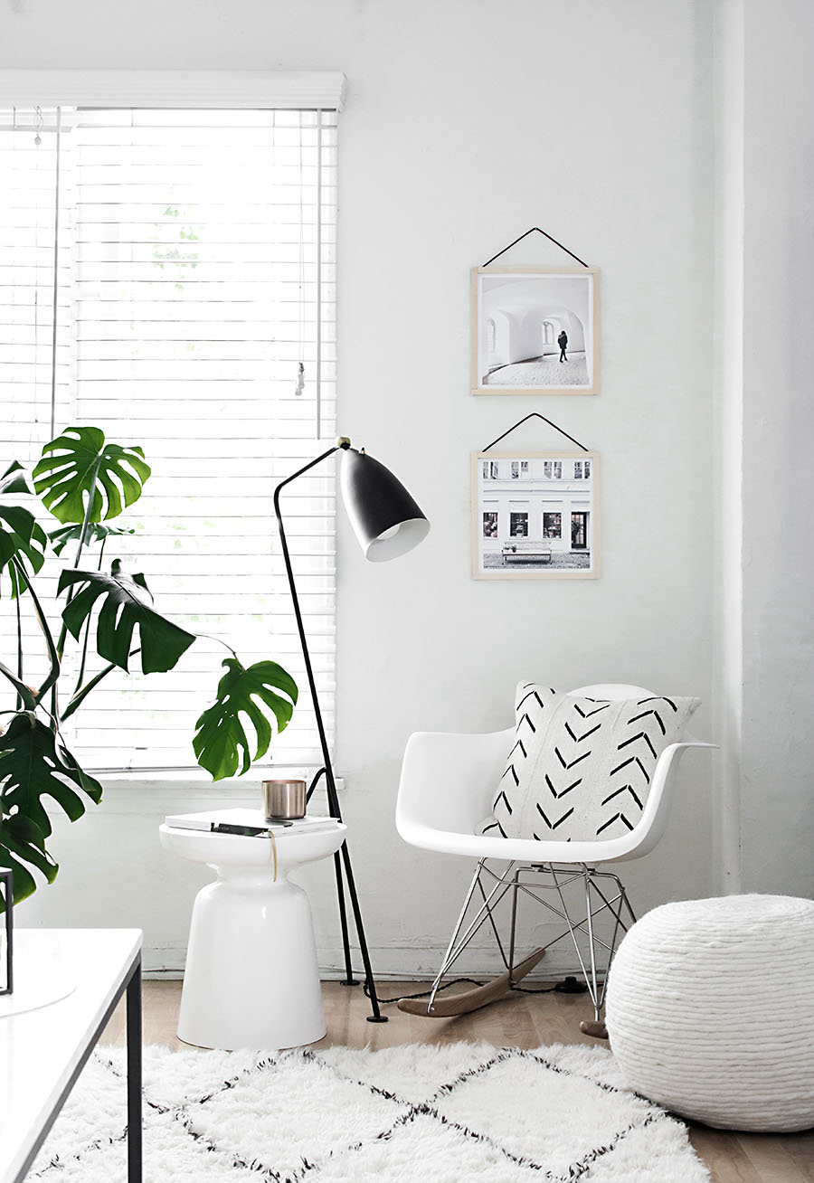 DIY Hanging Frames - Homey Oh My