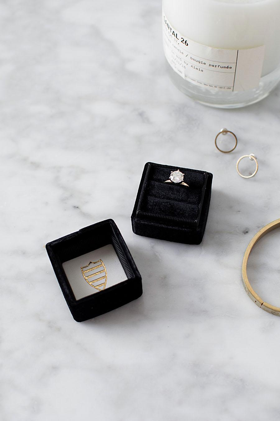 Double Wedding Ring Box 2 Stunning I told ya it