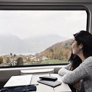 Traveling Europe by Train
