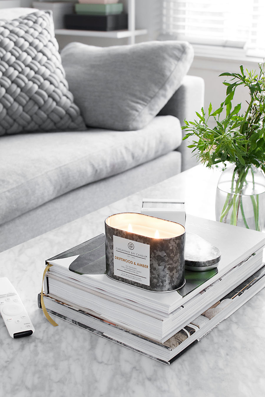 Easy Ways To Style A Coffee Table Homey Oh My - Coffee table that looks like books