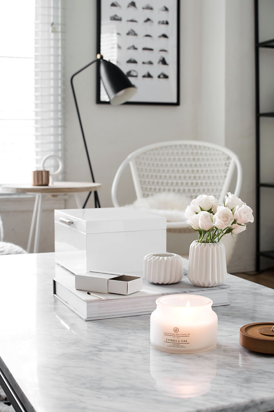 Those Things Away Especially If They Can T Double As Decor Keep It On Top Of The Table Or Put Underneath When You Need More Tabletop Space Easy