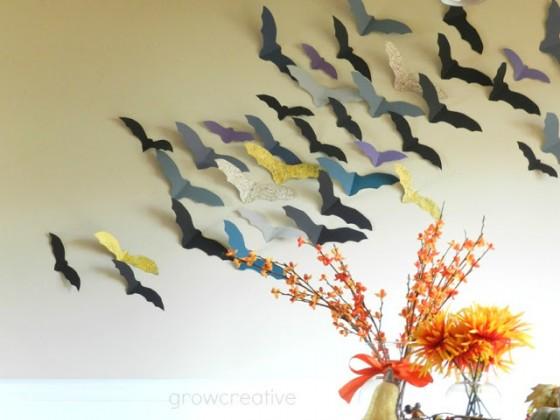 Bat Invasion Grow Creative