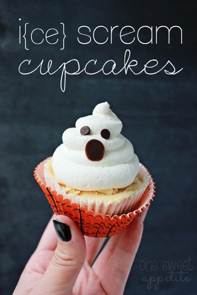 Ice Scream Cupcakes One Sweet Appetite