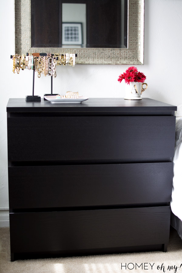 Campaign Style Dresser Ikea Malm