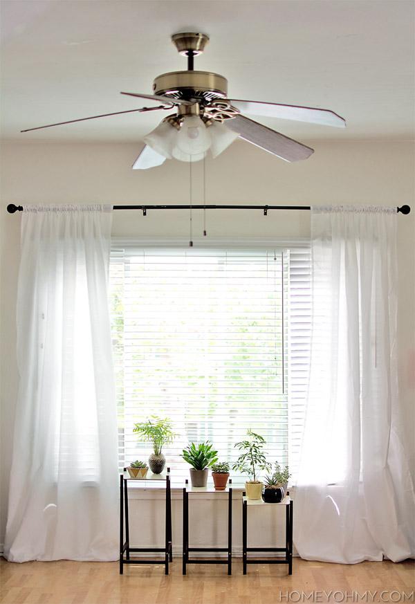 DIY modern plant stands @homeyohmy