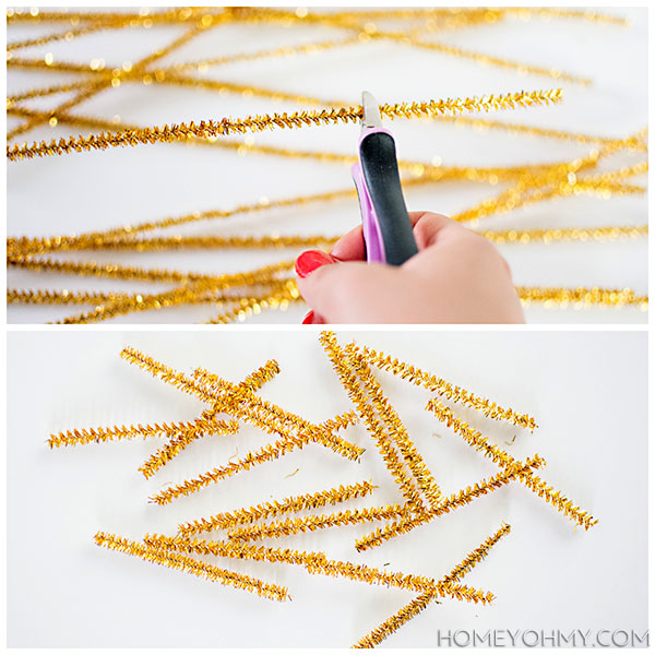 Pipe Cleaner Pieces