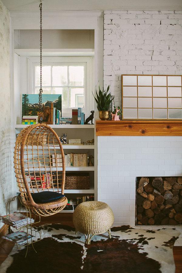 Hanging chair, Kelley Howley