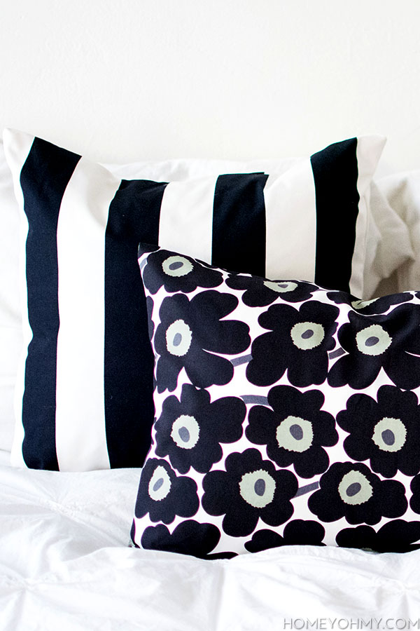 Pillow fabric