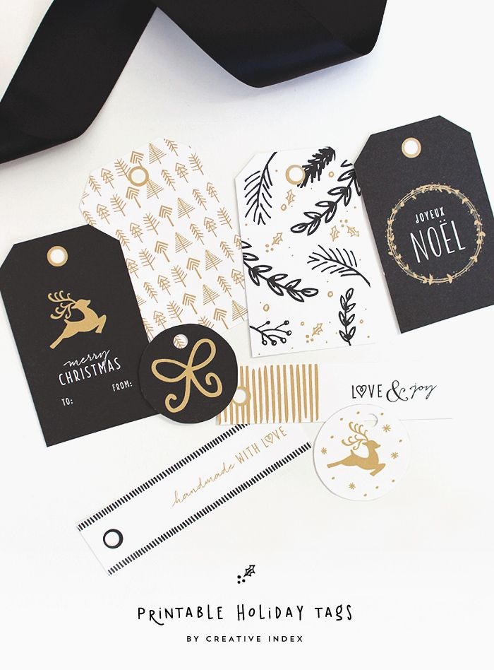 image about Printable Holiday Tags named 13 Trip Reward Tag Printables - Homey Oh My