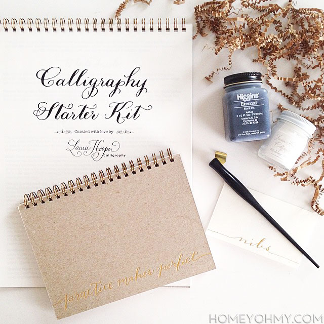 LHCalligraphy Starter Kit copy