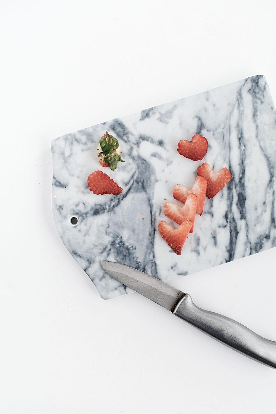 heart-shaped-strawberries