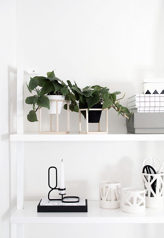 DIY- Mini Plant Stands-2
