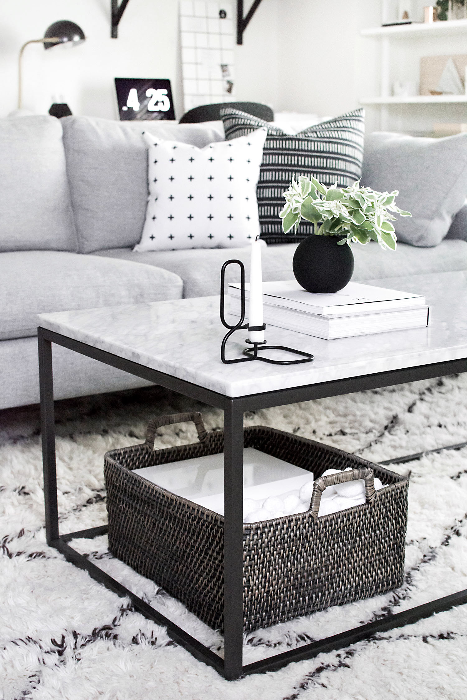 coffee table basket-3
