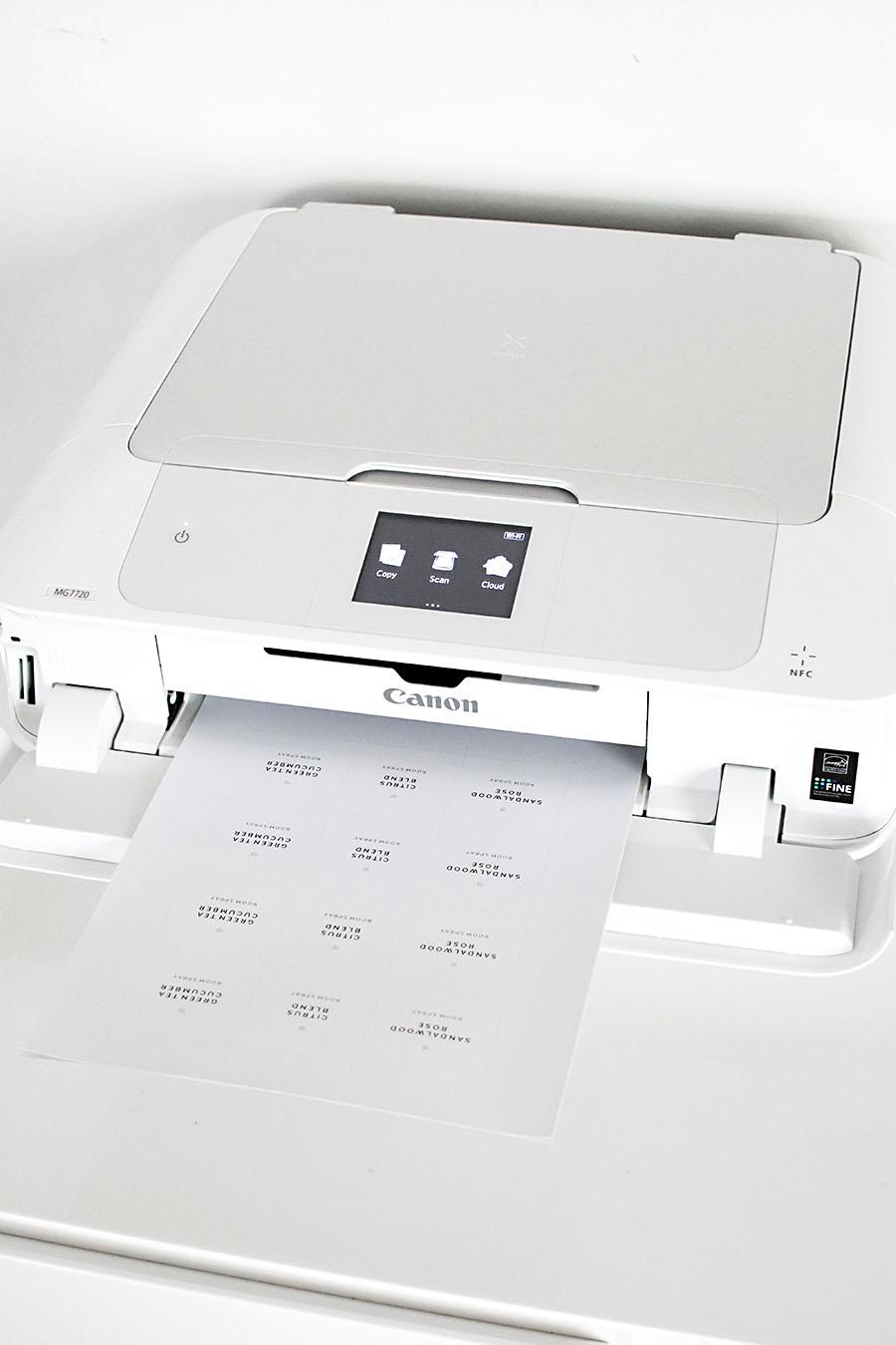 Canon MG7720 Printer
