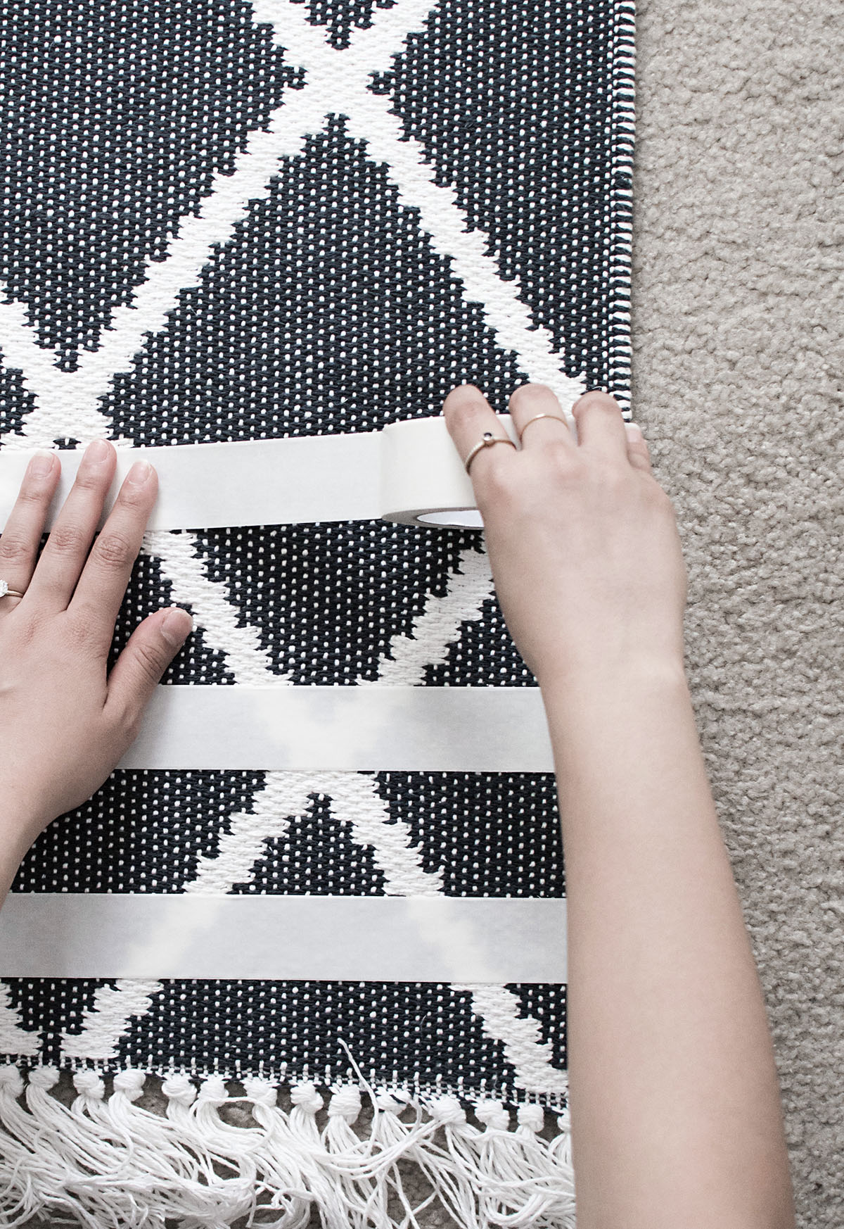 How To Keep A Rug From Slipping Homey