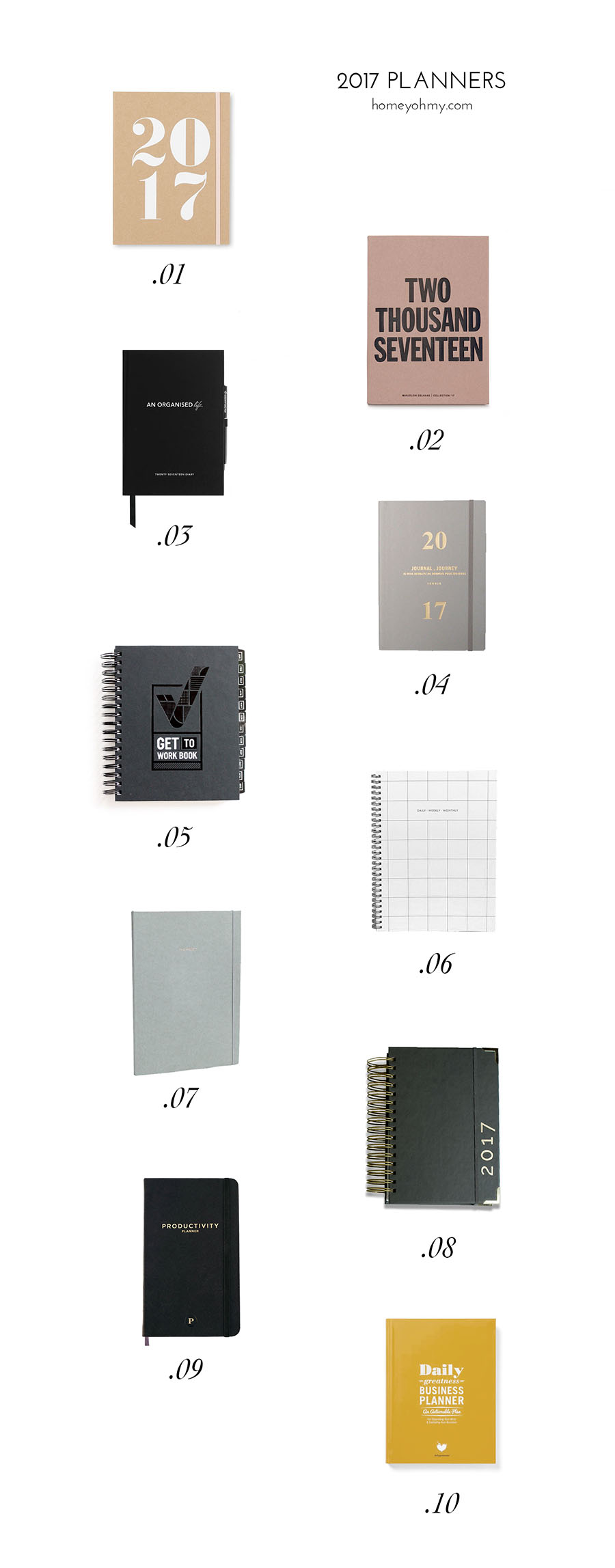 2017planners