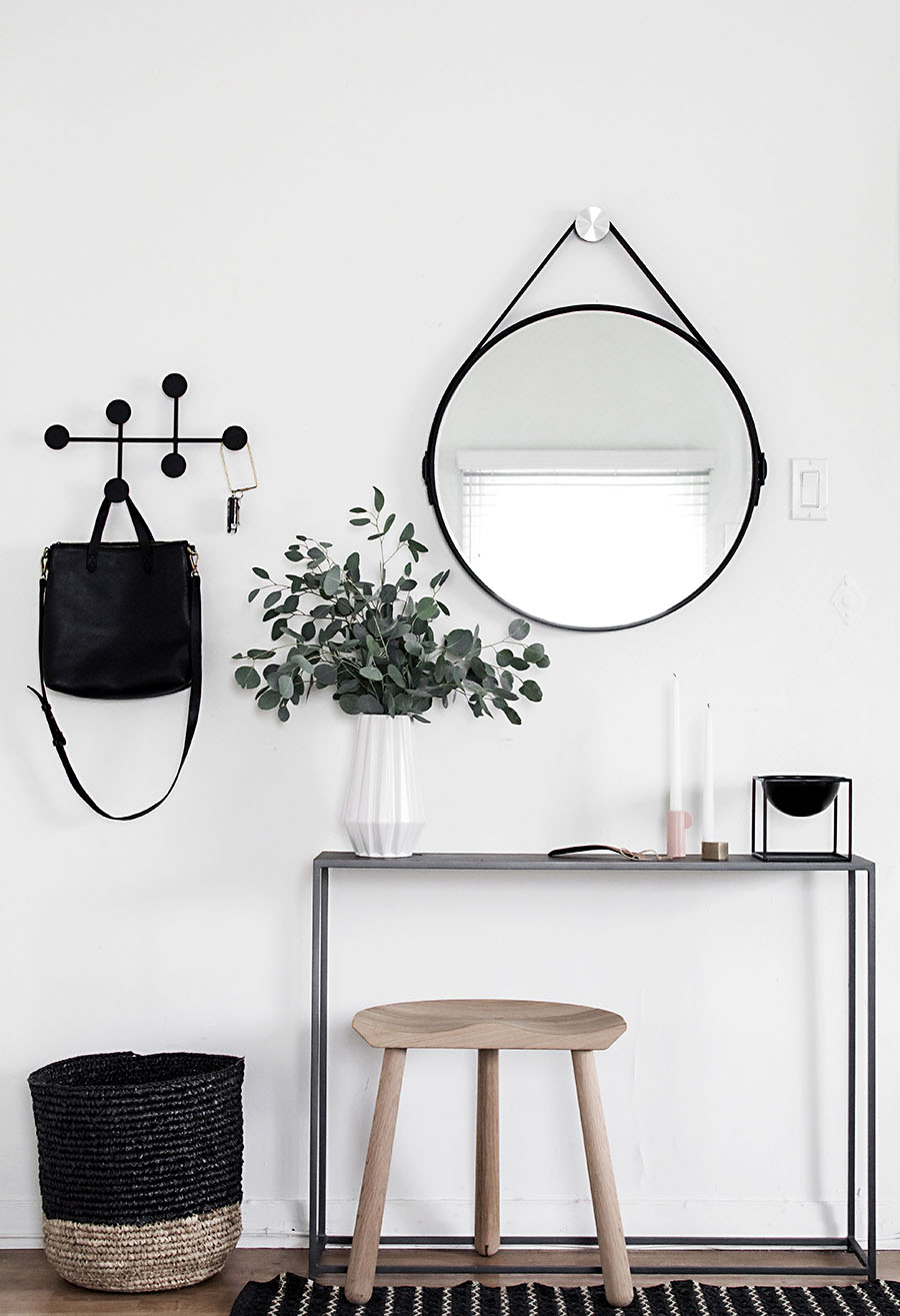 Picture of: 6 Essentials For A Functional Entryway Homey Oh My