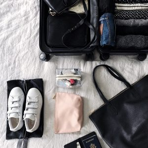How to Pack a Carry-On: Tips for Packing Light + What I Packed for Japan