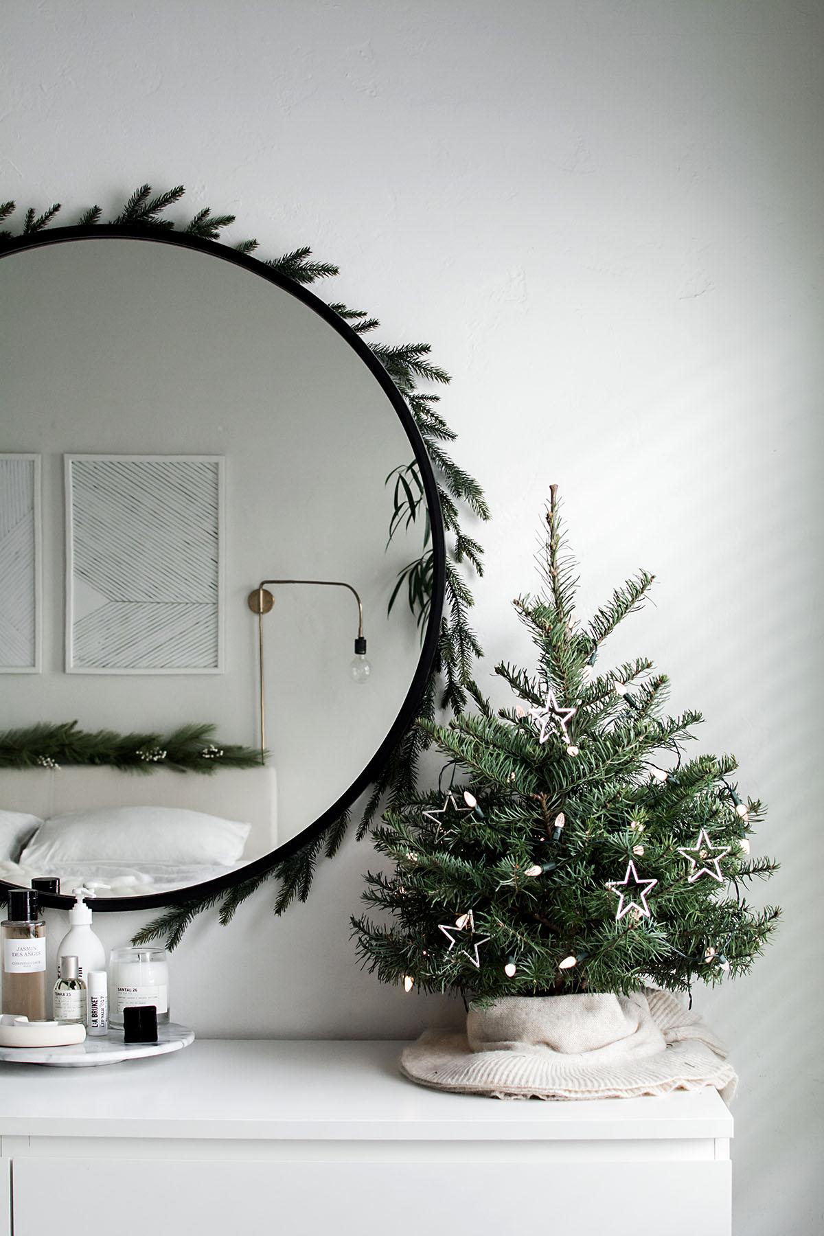 Mini Christmas Tree Homey Oh My
